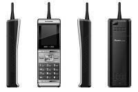 Kechaoda K36 5000 mAh Battery Big Mobile Phone In Black Colour