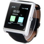 Amidea W3 Smartwatch Phone With 380mah Dual Battery