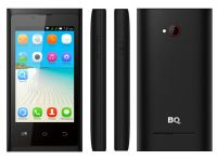 Bq S37 Android Kitkat With 512mb RAM 3G Dual Sim Smartphone