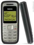 Nokia 1200 Mobile Phone (refurbished )
