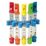 Tub Water Flute Toy For Kids