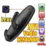 Mini Clothes Hook Camera USB Video Audio Voice Recorder Mini Dvr