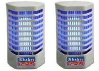 Set Of 2 Insect Killer Cum Night Lamp / Mosquito Killer Electronic