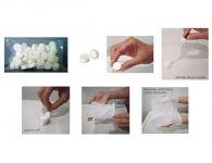 Athreek Magic Tablet Tissue Napkin / Coin Tissue ( Pack Of 25 )