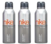 Set Of 3 Nike Limited Edition Up Or Down Deodorant 200 Ml