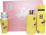 Beverly Hills Polo Club Bhpc-8w Gift Set Combo Set
