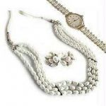 Exclusive Fresh Water Pearl Set -ls 575