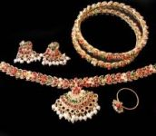 Exquisite Traditional Navratna Stones Complete Set ,prices Slasssshed