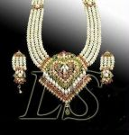 Rakhi Gifts...exclusive Pure Pearls Rani Haar For Your Sister