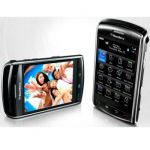 Used Blackberry Storm2 9520 Mobile Phone