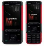 New Nokia 5610 Music Edition Mobile Phone