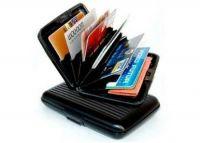 Aluma - Aluminium Credit Card Wallet Case 1 1