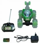 Stunt Racer Rechargeable Remote Control Car Kids Toys Battery Operated Rc M