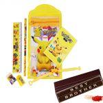Rakshabandhan Kids Rakhi Hamper With Gift Pack N Chocolates