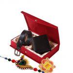 Rakshabandhan Rakhi Gift Hamper With Mayur Rakhi