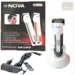Nova 2577 Rechargeable Hair Beard Trimmer Clipper
