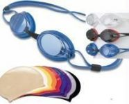 Swimming Goggles & Swimming Cap Warranty Gift