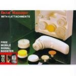 Wet&dry Facial & Neck Applications Beauty Massager