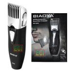8200 Biaoya Rechargeable Hair Beard Ac Dc Trimmer
