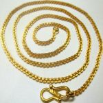 Artificial Chain For Gents & Ladies 1g Gold Plated