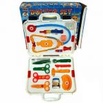 Deluxe Doctor - Doctor Game Set Pretend Play Toy