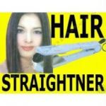 Hair Straightner / Crimping Straightener +freegift