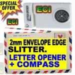 Easy Letter Opener Device, Envelope EDGE Slitter