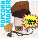 Electric Pop Corn Maker For Fat-free Popcorn