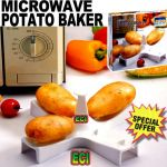 Baked Potatos Maker, Microwave Potato Baker