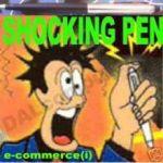 Electric Shock Pen