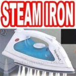 Steam Iron Imported - Diwali Gifts Festival Offer With Free Lakshmi & Ganeshji Silver Coin + Free Gift Paper Wrapping