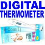 Digital LCD Clinical Thermometer