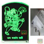 Jai Bajrang Bali Hanuman Ji Night Lamp Light 220v