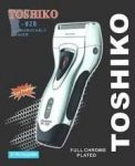 Toshiko Silver Tk-027 Rechargeable Shaver