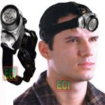 Eci - Ultra Bright Multy LED Head Lamp Light Waterproof Flashlight Headlamp