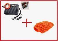 Coido 2112 12v Compressor With Microfiber Gloves