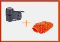 Coido 2116 12v Compressor With Microfiber Gloves