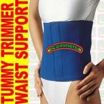 Neoprene Instant Tummy Trimmer Waist Support Belt