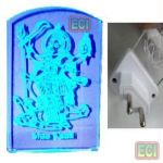 Maa Kali Mata Color Changing LED Light Night Lamp