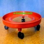 Lpg Kitchen Gas Cylinder Trolley With Wheels