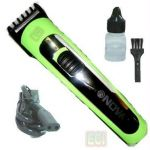 Nova 8607 Barber Hair Clipper Trimmer Rechargeable