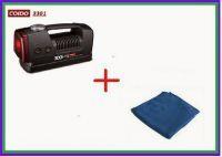 Coido 3301 12v Compressor With Microfiber Cloth