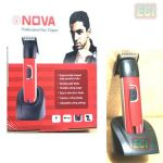 Nova Nhc2499 Hair Cutting Kit Rechargeable Trimmer