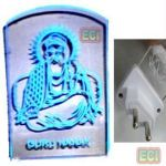 Waheguru Shri Guru Nanak Dev Ji Night Lamp Light