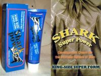 Shark Power Penis Enlargement Cream