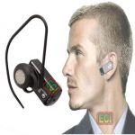 Eci Mini Bluetooth Headset Wireless Handsfree Headphone For Pc, Mobile, Tab