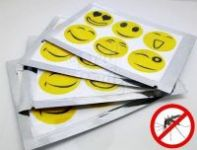 Set Of 60 Mosquito Insect Repellent Stickers