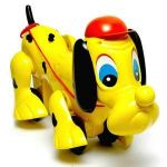 14inch Pull Along Dog Children Kids Doggy Toy 1-6y
