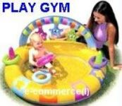 Inflatable Baby Play Ground Water Play Gym