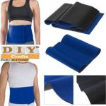 Fat Burner,belly Cellulite-women Men Diy Soft Tigh-slim-exercise Waist Belt